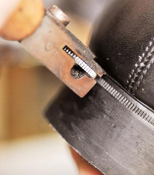 créer des chaussures de luxe