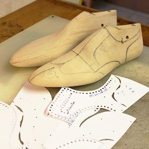 chaussures pour pieds sensibles Gérald Thibaud